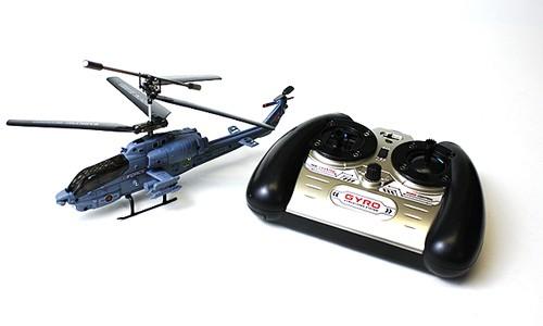 Helikopter RC Syma 108G Cobra Świetny prezent dla dziecka