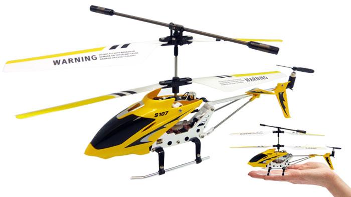 Zdalnie Sterowany Helikopter - prezent dla chłopca