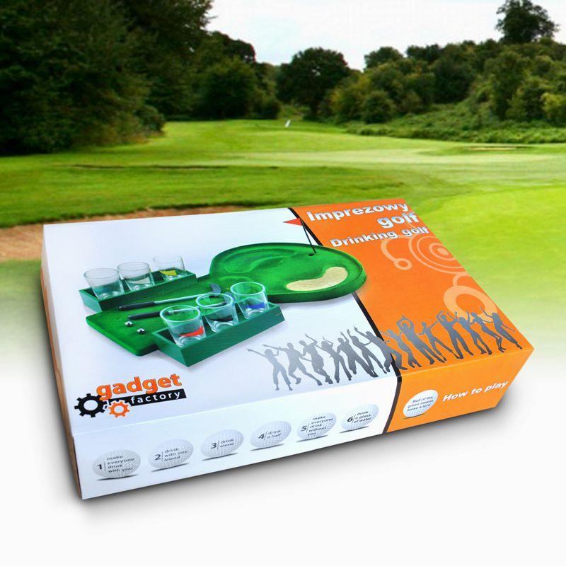 Imprezowy Golf - Prezent dla niego