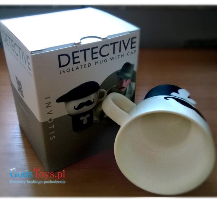 Kubek Detektywa - Prezent dla niego