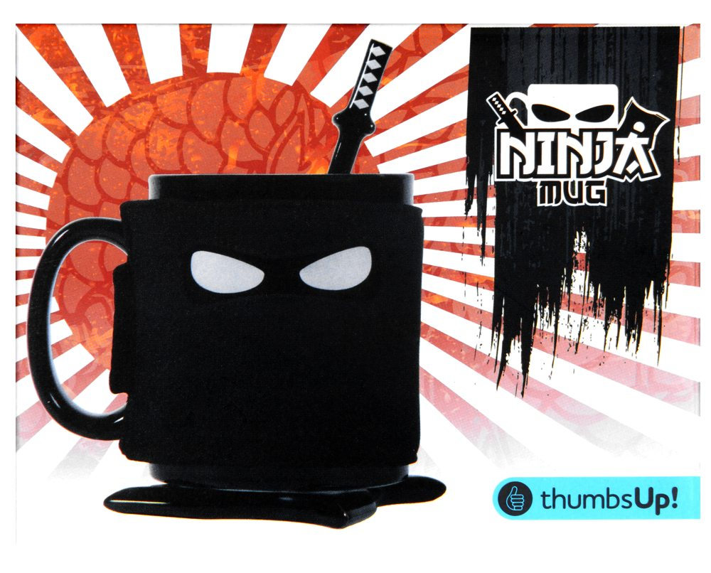 Kubek Ninja Prezent dla Niego Warszawa