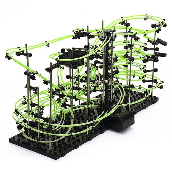 Space Rail 2314G Kulkowy Rollercoaster 487 elementów
