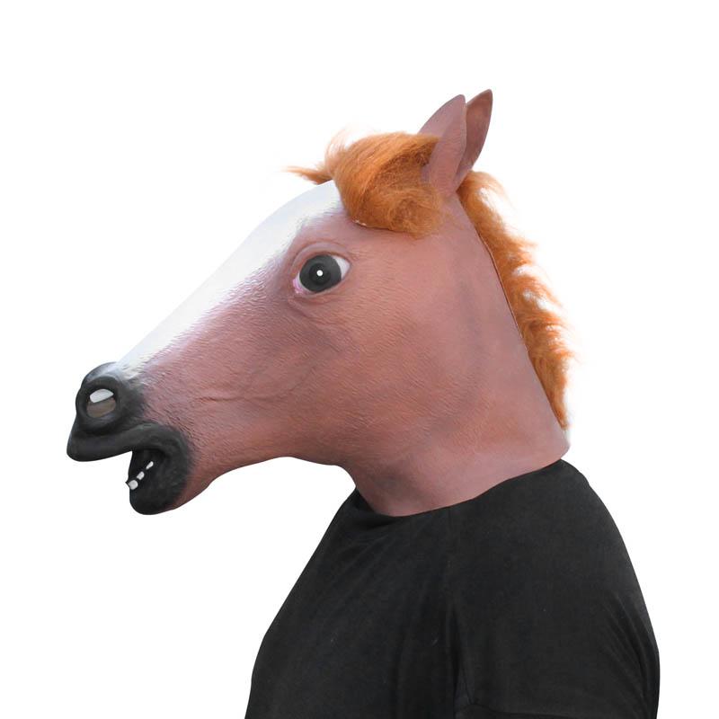 Maska Konia Prezent na Wieczór Kawalerski