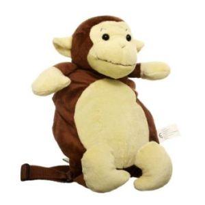 Pluszowy Plecak - prezent dla dzieci