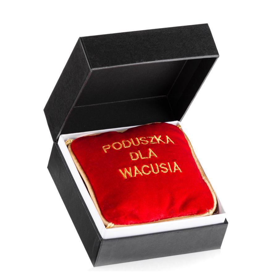 Poduszka dla Wacusia prezent dla niego