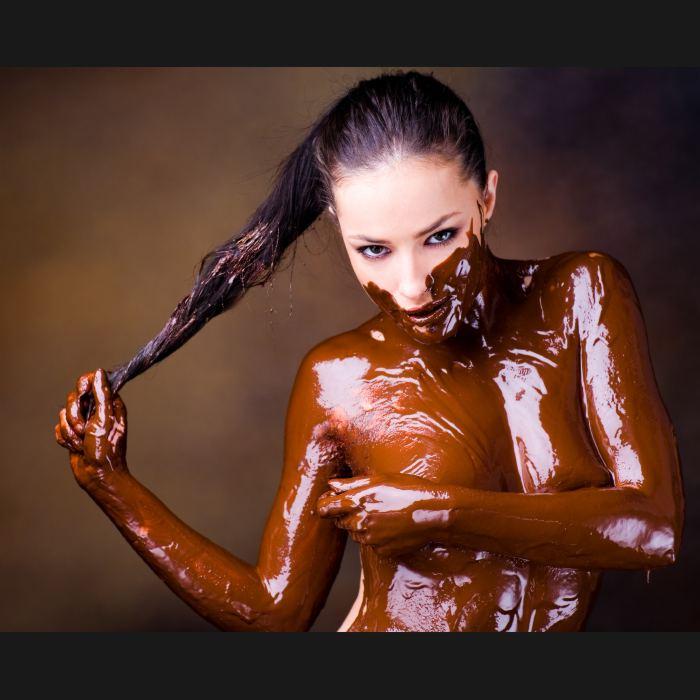 Erotyczny prezent dla pary - czekolada do Ciała