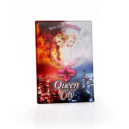 Queen of The City - gadżety na wieczór panieński