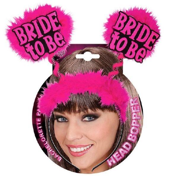 Różki Bride To Be Gadżety na Wieczór Panieński