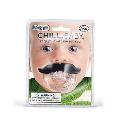 Smoczek z Wąsem - Prezent dla dziecka