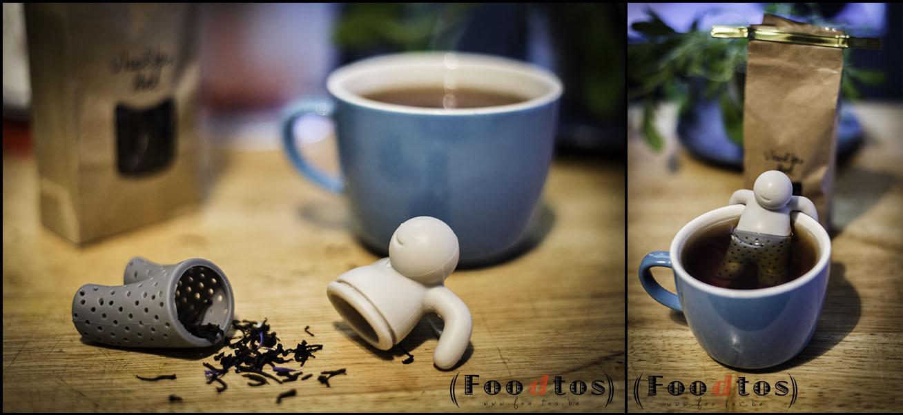 Zaparzaczka Zrelaksowany Mr. Tea prezent dla niej