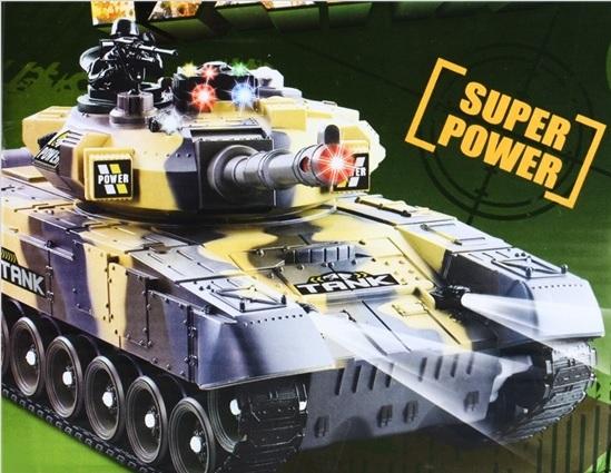 Zestaw Wojna Czołgów Prezent Dla Chłopca