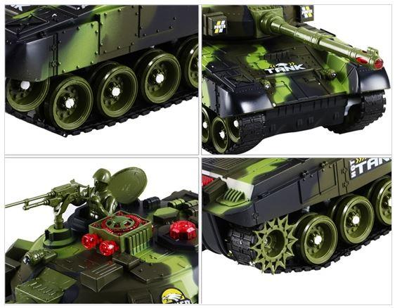 Zestaw Wojna Czołgów T-90 - idealny prezent dla chłopca