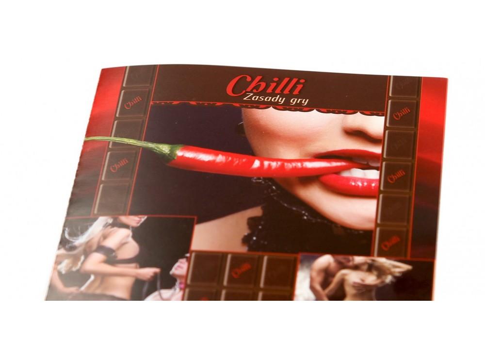 Chilli pikantne zniewolenie gra erotyczna warszawa