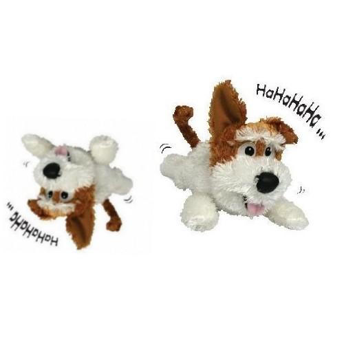Śmieszek Azorek turlejący się pies prezent dla dzieci warszawa
