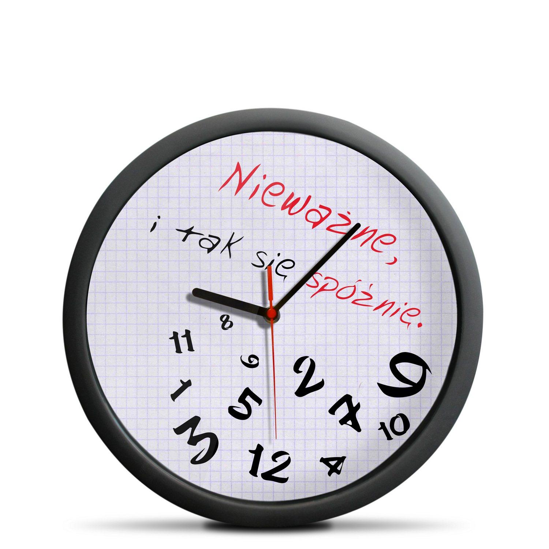 Zegar dla spóźnialskich sklep z prezentami warszawa