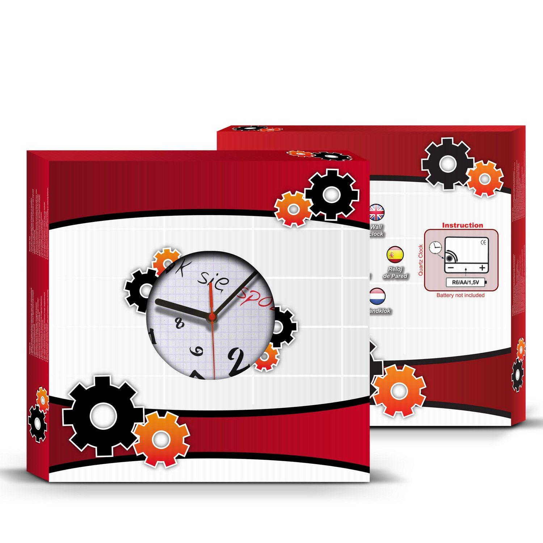 Zegar dla spoznialskich prezenty warszawa