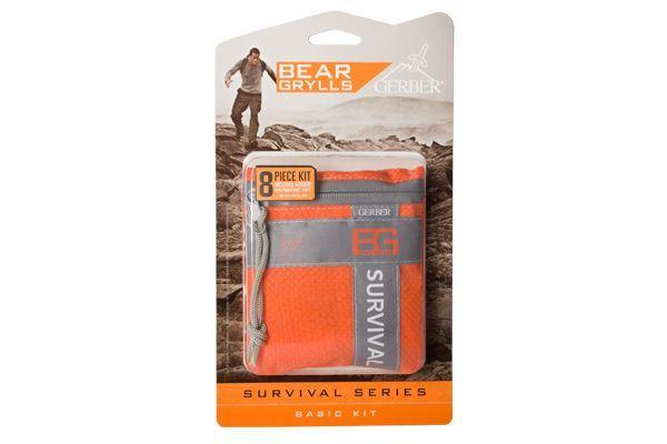 Zestaw Survivalowy Gerber Bear Grylls prezenty dla mężczyzn