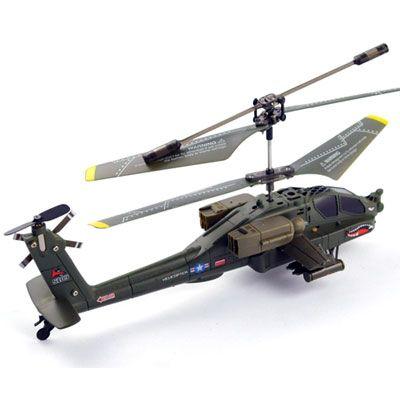 Helikopter Zdalnie Sterowany Apache Prezenty Warszawa