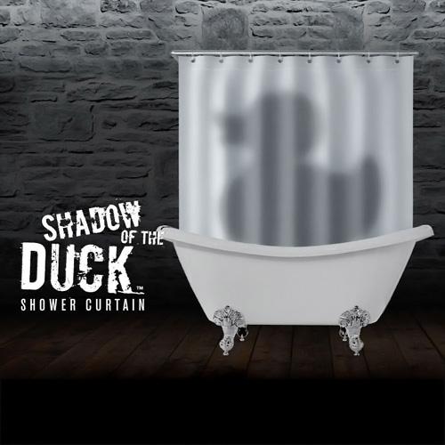 Cień kaczki zasłonka prysznicowa prezenty warszawa