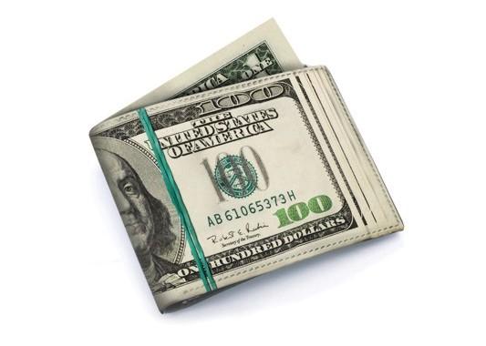 Dolarowy portfel bogacza prezenty warszawa