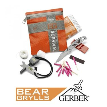 Obrazek Zestaw Survivalowy Gerber Bear Grylls