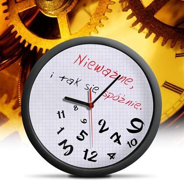 Obrazek Zegar dla Spóźnialskich