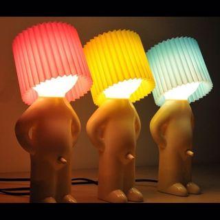 Obrazek Wstydliwa Lampka