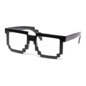 Picture of Pikselowe Okulary 8 bit - Przezroczyste