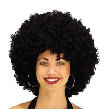 Obrazek Peruka Afro - Różne Kolory