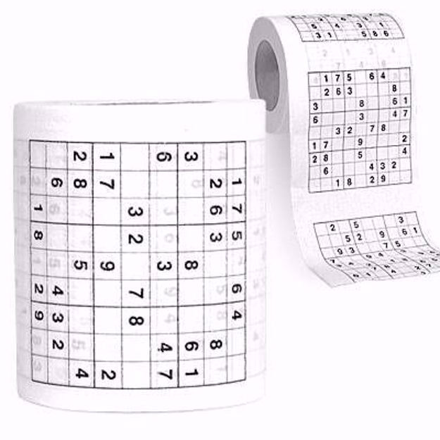 Picture of Papier Toaletowy Sudoku