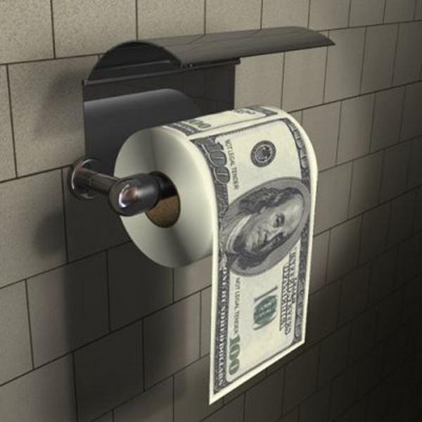 Picture of Papier Toaletowy 100 Dolarów