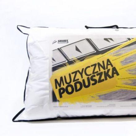 Obrazek Muzyczna Poduszka Duża