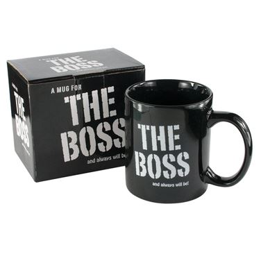 Obrazek Kubek The Boss dla Szefa