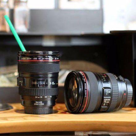 Kubek Obiektyw Prezent dla Fotografa