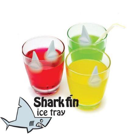 Obrazek Forma do Lodu Płetwa Rekina