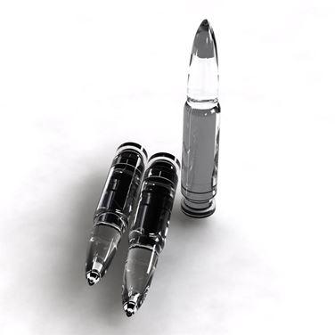 Obrazek Forma do Lodu Naboje AK47