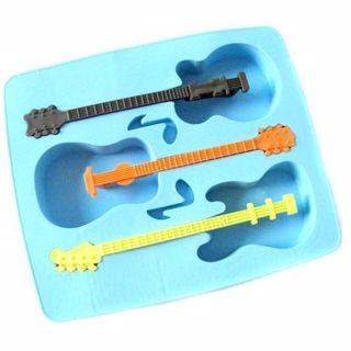 Obrazek Forma do Lodu Gitara