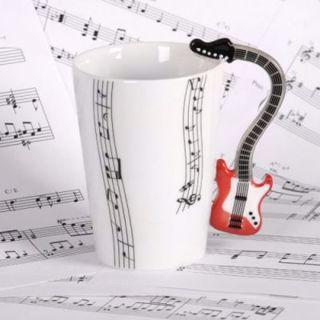 Obrazek Gitarowy Kubek Muzyka