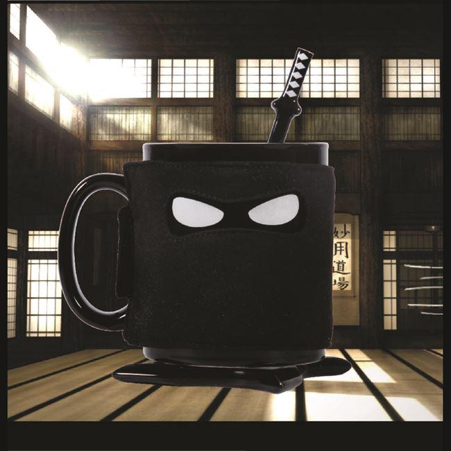 Picture of Kubek Ninja - Zestaw