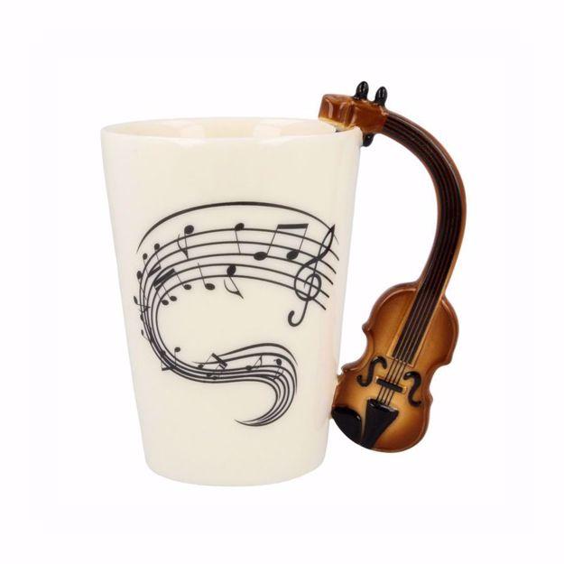 Kubek Muzyka ze skrzypcami sklep warszawa