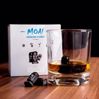 Obrazek Kamienie Moai do Drinków
