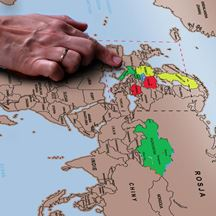 Picture of Mapa Podróżnika - Wersja Polska