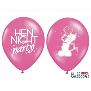 Picture of Balony - Hen Night Party - Różowe