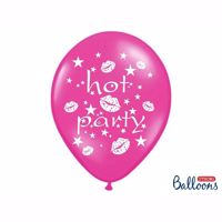 Picture of Balony - Hot Party - Różowe