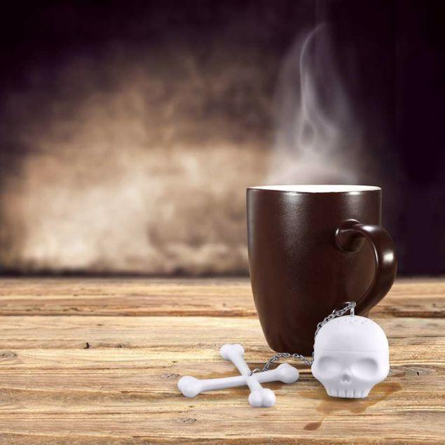 Obrazek Zaparzaczka do Herbaty - TeaBones