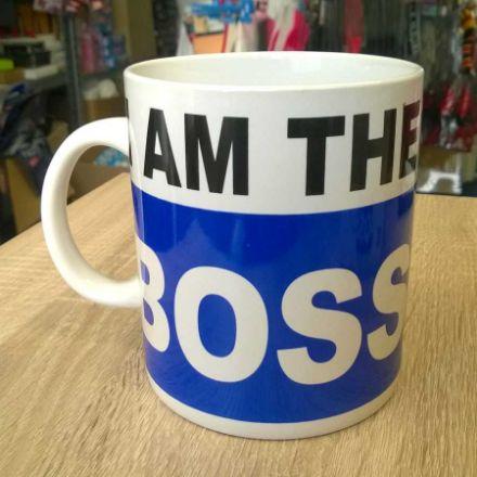 Obrazek Wielki Kubek Szefa - I Am The Boss