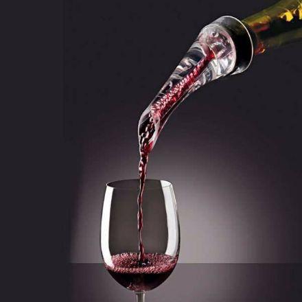 Napowietrzacz do Wina wkładany w szyjkę butelki