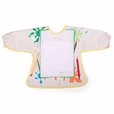Baby Artist - śliniak z rękawami prezent dla chłopca