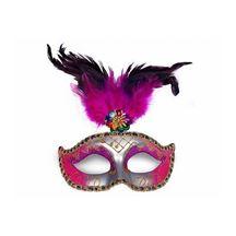 Maska wenecka z piórami warszawa