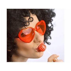 Okularyserca czerwone gadzety imprezowe warszawa